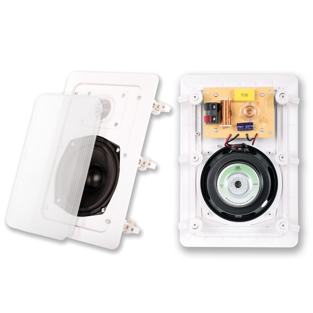 Acoustic Audio HT-55 In Wall In Ceiling 1000 Watt Home