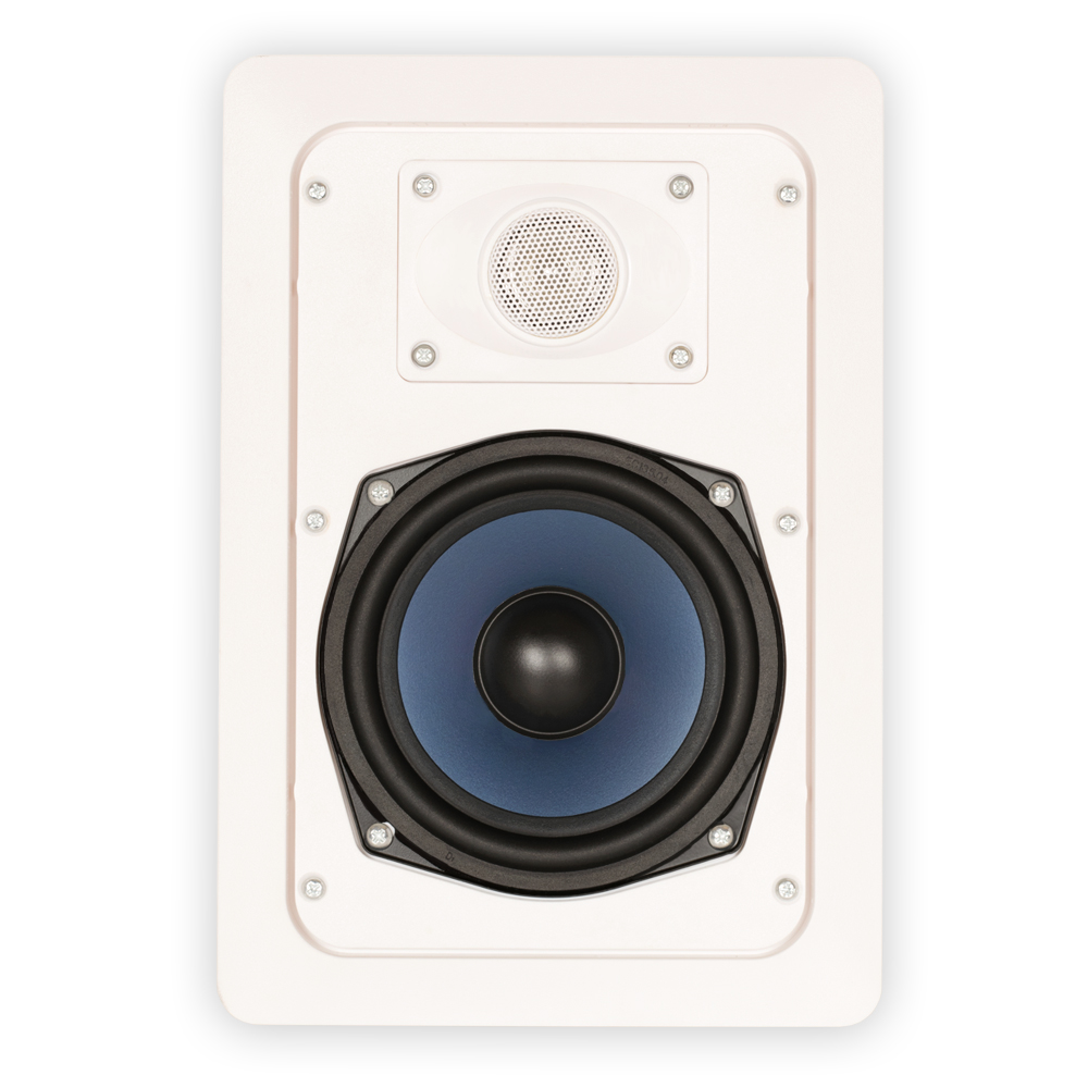 Blue Octave LW52 In Wall Speakers Home Theater Surround