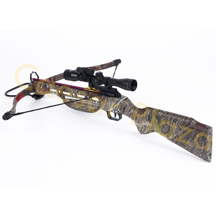 150-lb-Black-Wood-Camo-Hunting-Crossbow-Bow-4x20-Scope-7-Arrows-180-80-50 thumbnail 37