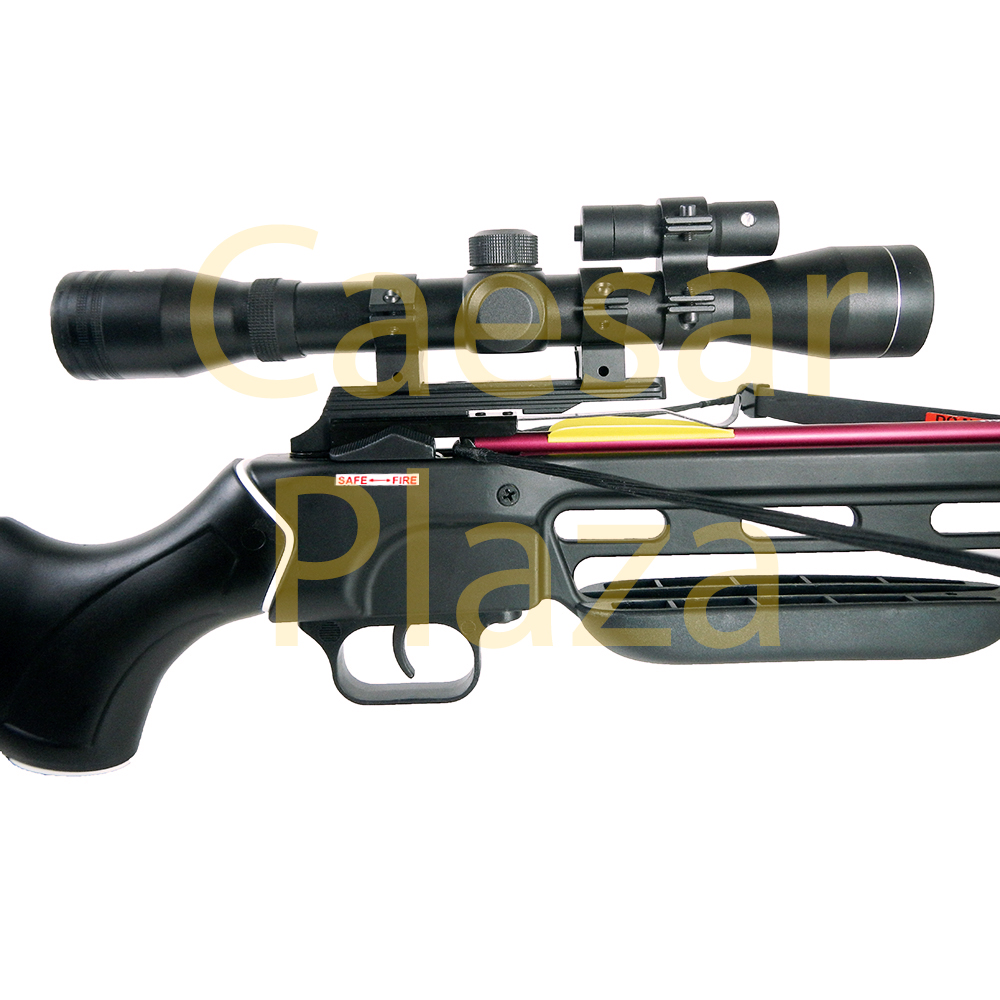 150-lb-Black-Wood-Camo-Hunting-Crossbow-Bow-4x20-Scope-7-Arrows-180-80-50 thumbnail 24