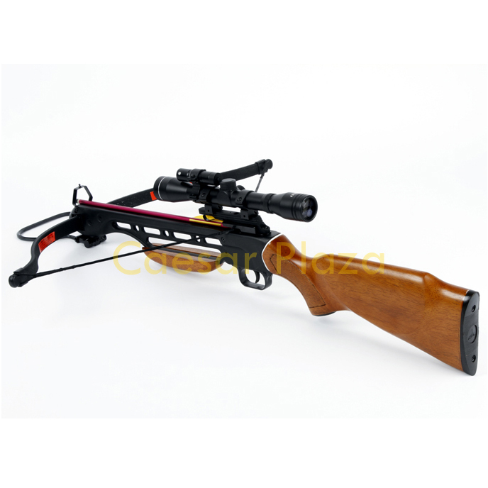 150-lb-Black-Wood-Camo-Hunting-Crossbow-Bow-4x20-Scope-7-Arrows-180-80-50 thumbnail 44