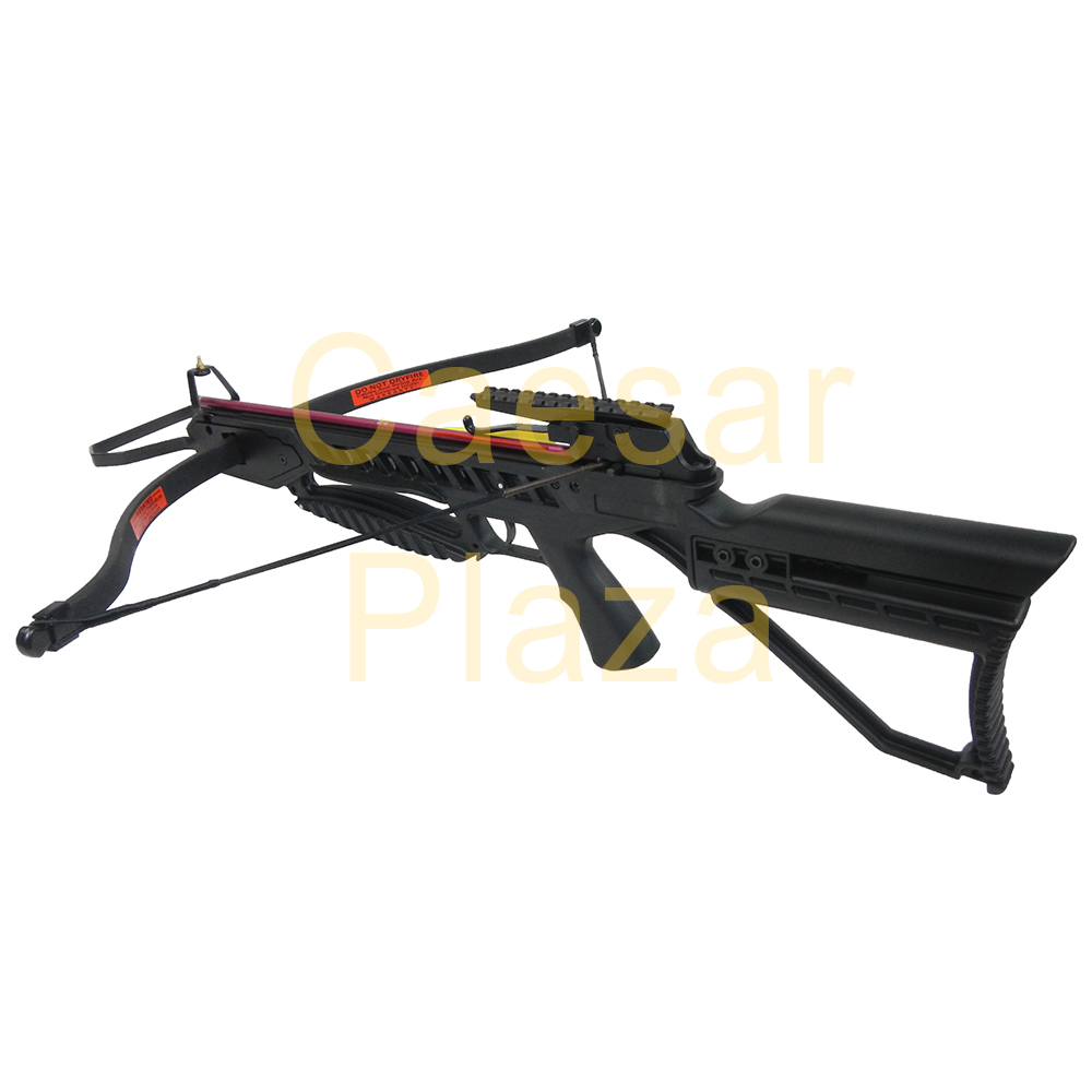 175-lb-Black-Camouflage-Hunting-Crossbow-Bow-7-Arrows-Stringer-Wax-150 thumbnail 6