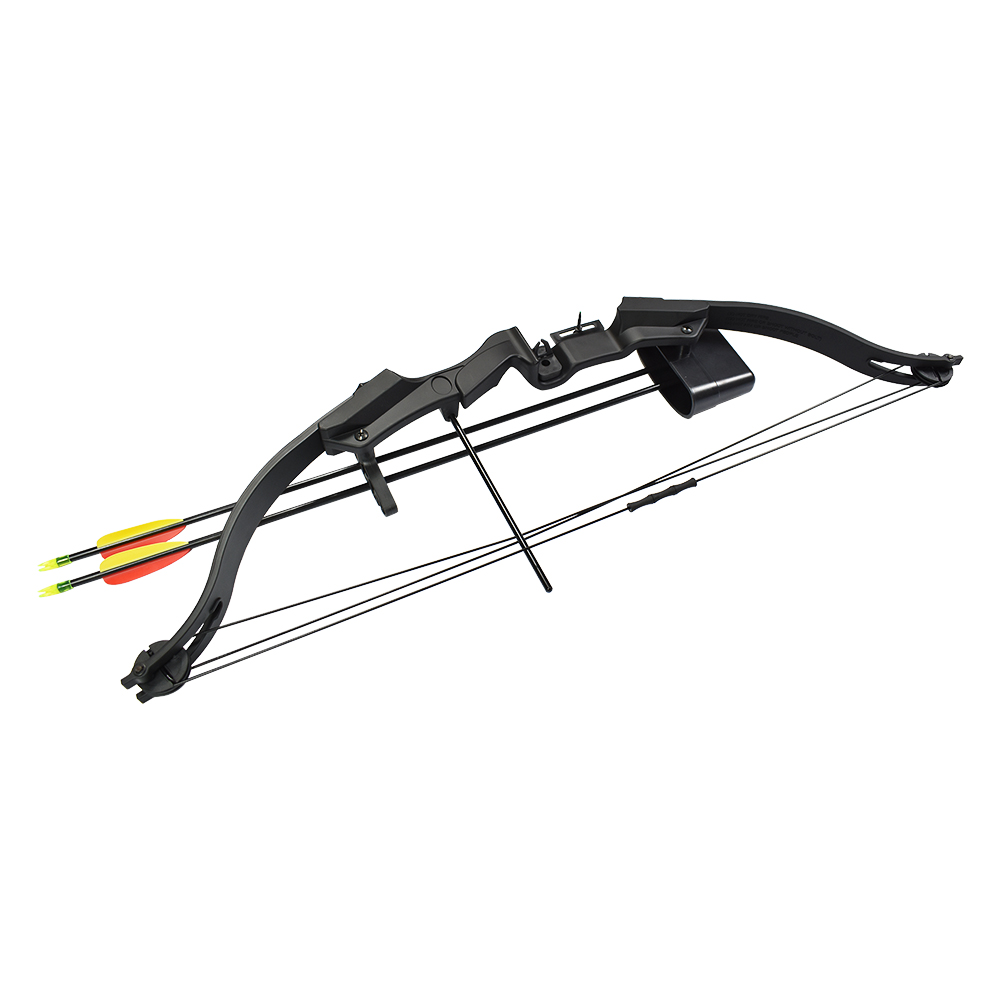 17-21-lb-Black-Camouflage-Camo-Archery-Hunting-Compound-Bow-Crossbow-20-25 thumbnail 9