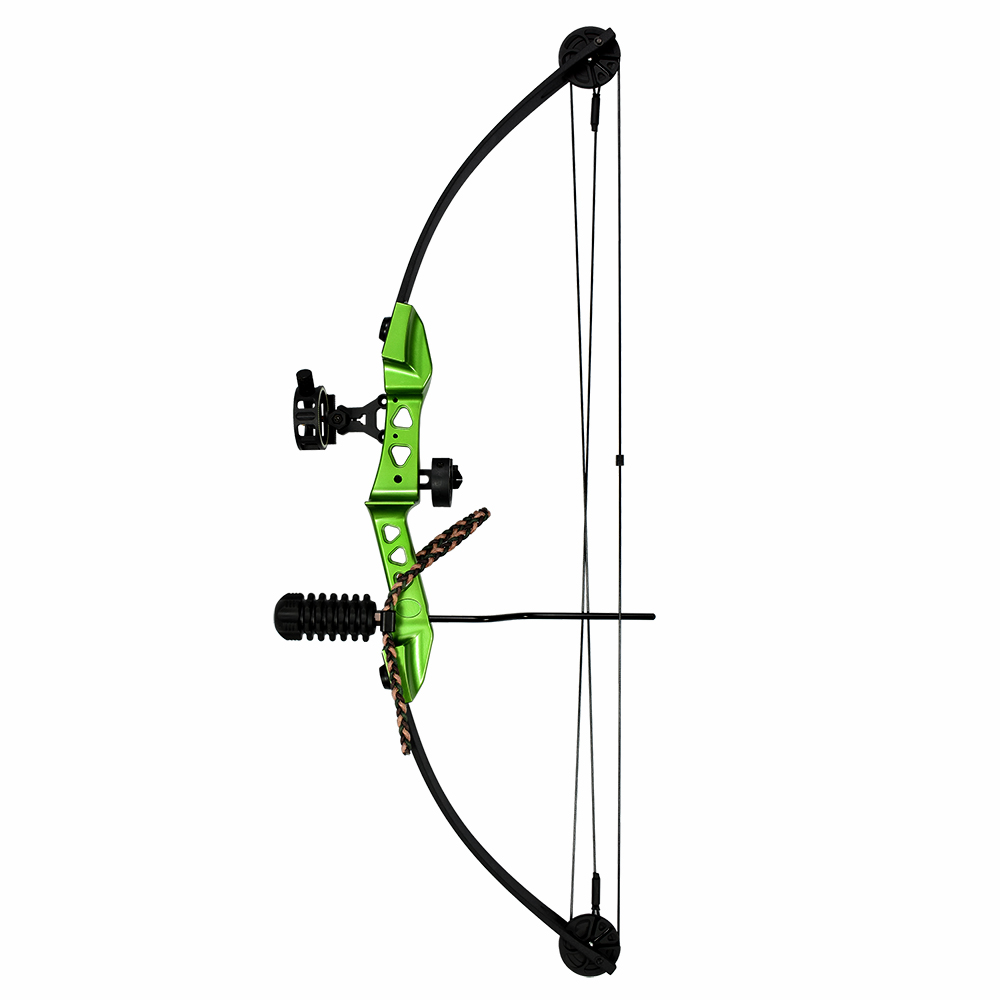 19 29 lb black blue green archery hunting compound bow for Compound bow fishing