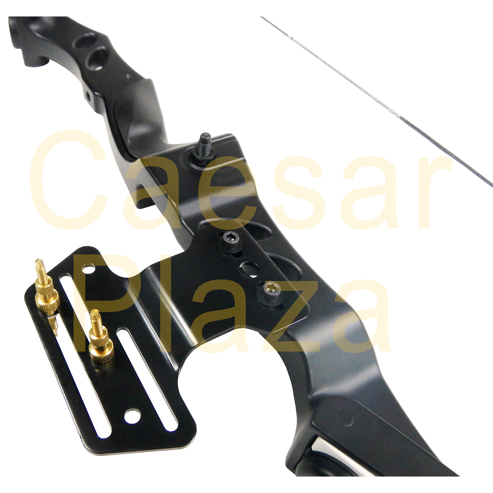 40-lb-Black-White-Camouflage-Camo-Archery-Hunting-Recurve-Bow-Compound-55-30 thumbnail 8