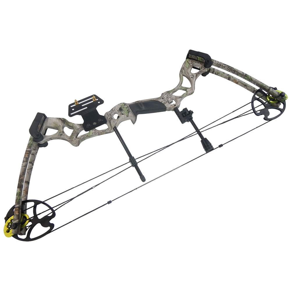40-70-lb-Black-Green-Tree-Camouflage-Camo-Archery-Hunting-Compound-Bow-75-55 thumbnail 23