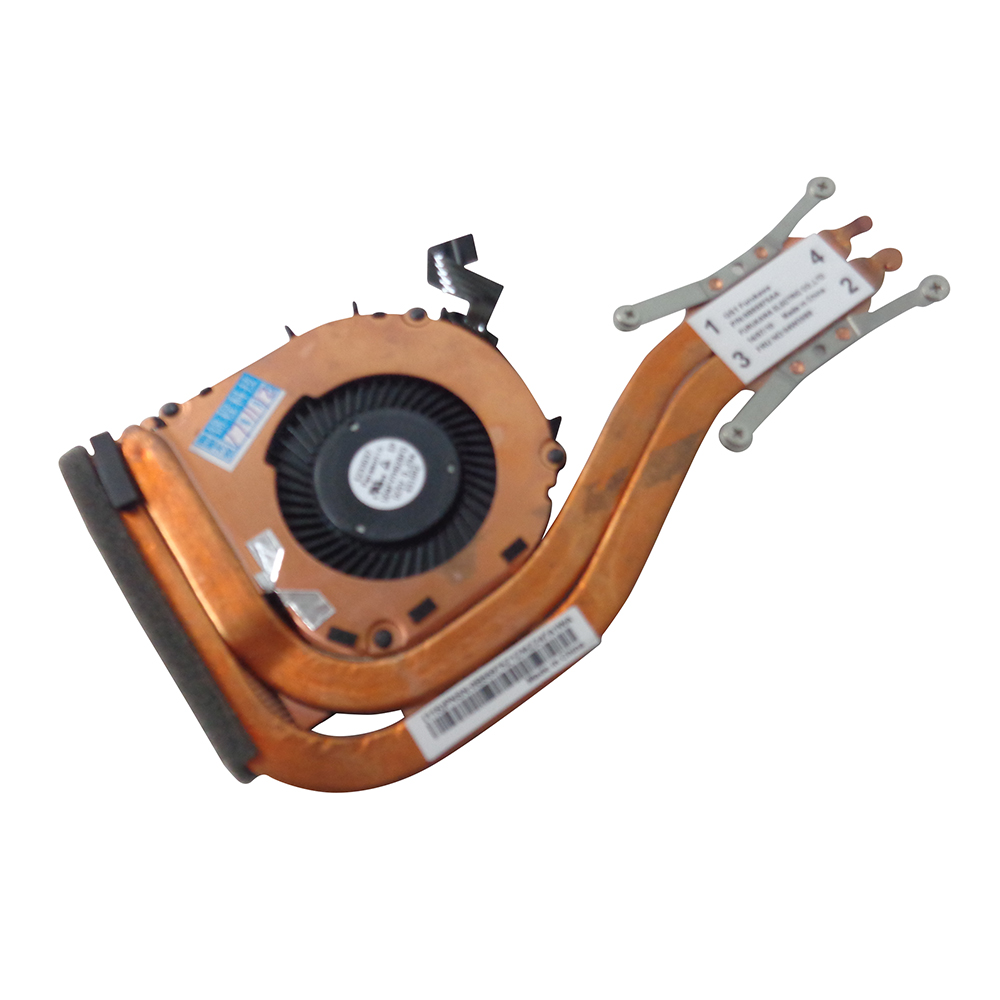 New cooler for Lenovo ThinkPad X1 Carbon CPU Cooling heatsink with fan 04W3589