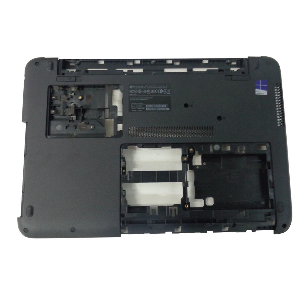 Genuine Hp Probook 450 G3 455 Black Bottom Case Base Enclosure Frame Keybord Laptop Asus X Casing 828410 001