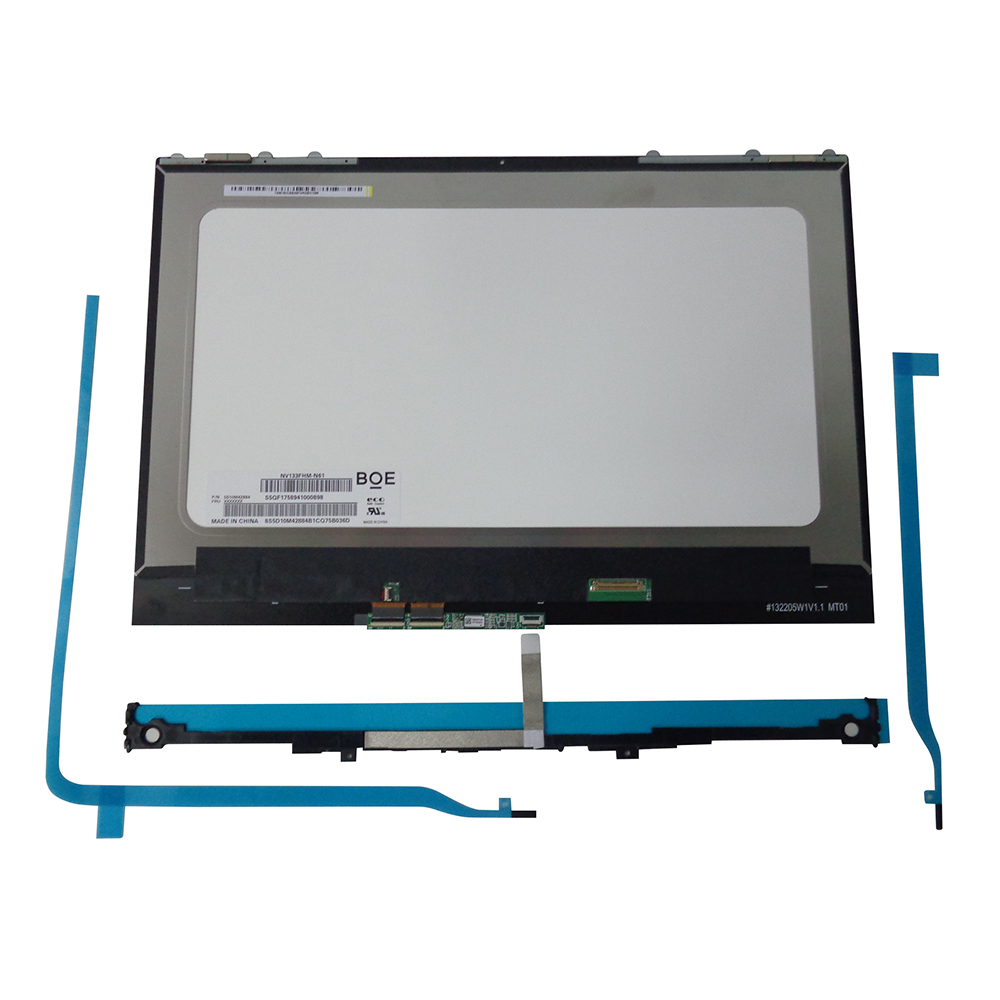 Details about Lenovo Yoga 730-13 Lcd Touch Screen Digitizer & Bezel 13 3