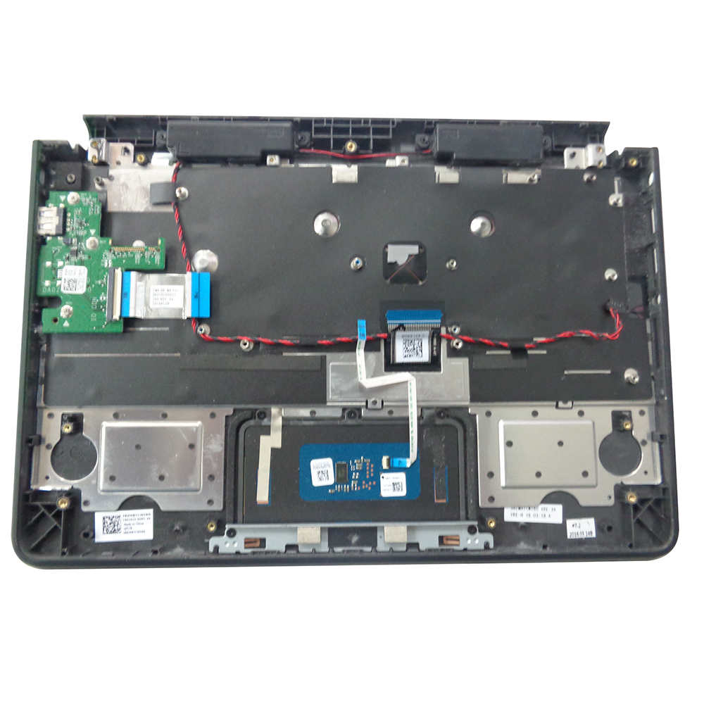 LAA01-38ZM8TCWI10 RHFXP 0RHXFP GENUINE Dell Chromebook 11 3120 Laptop Palmrest