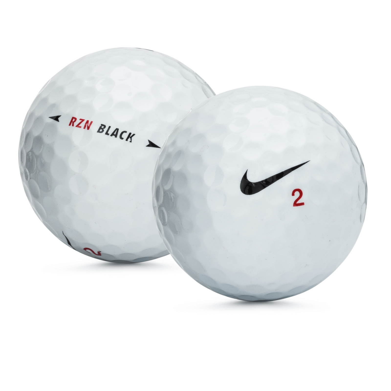 Nike Rzn Black >> Details About 48 Nike Rzn Black Used Golf Balls Perfect Mint Aaaaa Free Shipping