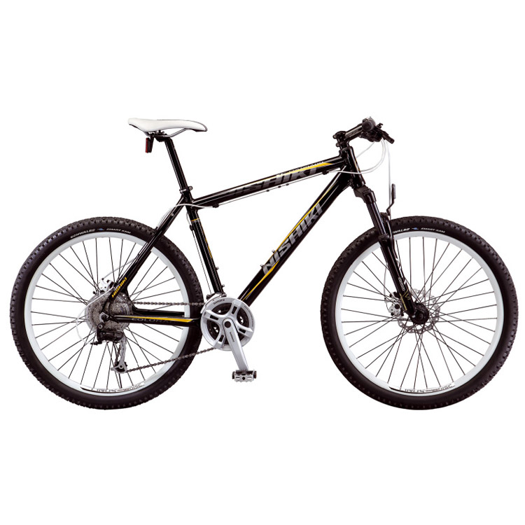 Nishiki Colorado Men's 24 Speed Hardtail Mountain Bike - RRP 599.99 | eBay