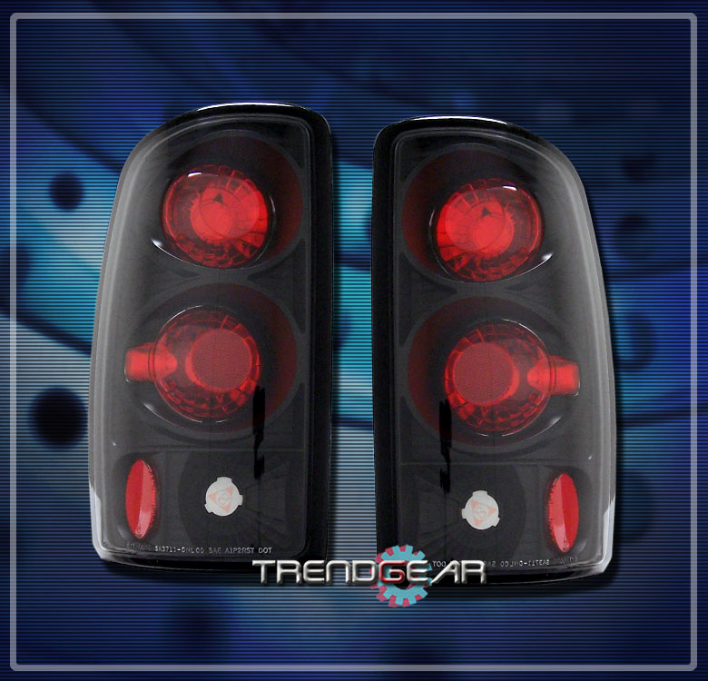2000 2006 chevy suburban altezza brake tail lights lamp. Black Bedroom Furniture Sets. Home Design Ideas