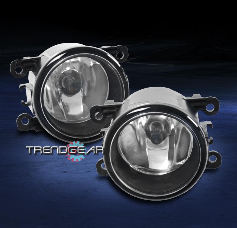 BUMPER DRIVING FOG LIGHT LAMP CHROME FOR RDX TL TSX FUSION
