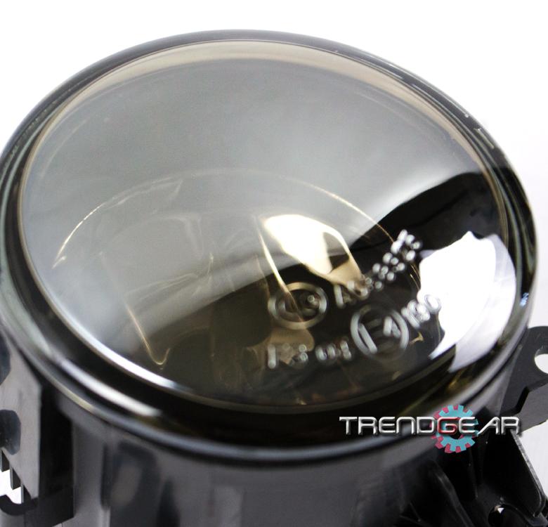 BUMPER DRIVING FOG LIGHT LAMP SMOKE FOR RDX TL TSX FUSION