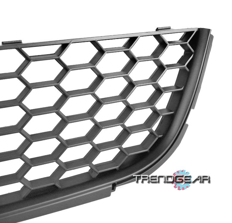 2010 2013 vw golf 2014 jetta sportwagen honey b mesh front bumper White VW GTI MK6 click thumbnails to enlarge
