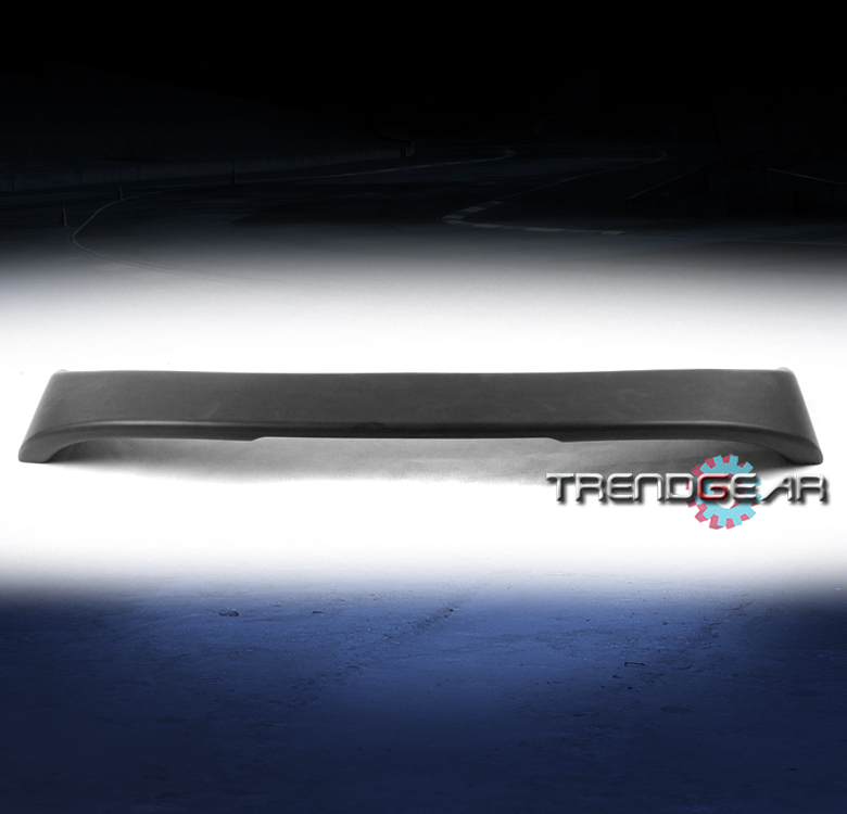 15 16 17 TOYOTA CAMRY PAINTABLE ABS REAR TAIL TRUNK TOP LID DECK LIP SPOILER NEW