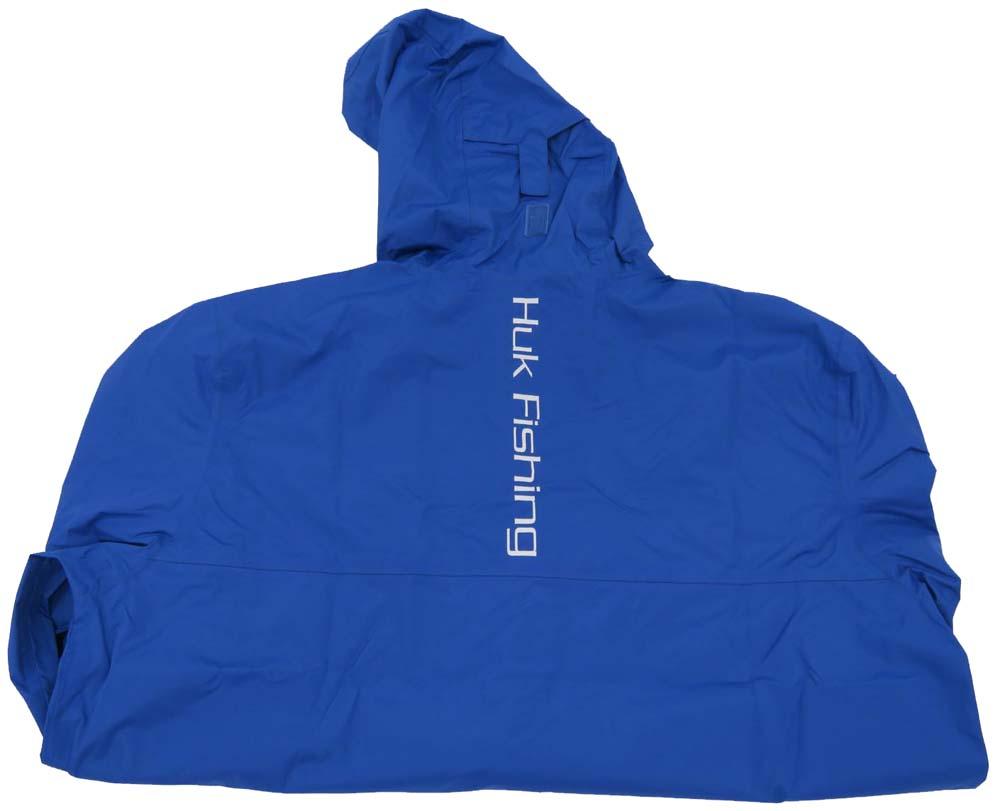 Huk-Men-039-s-CYA-Quick-Drying-Wind-Proof-Packable-Rain-Jacket thumbnail 5