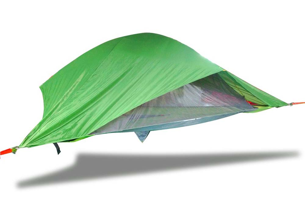 ... Picture 2 of 3 ...  sc 1 st  eBay & Tentsile Vista 3 Person Tree Tent vFor Forest Green | eBay