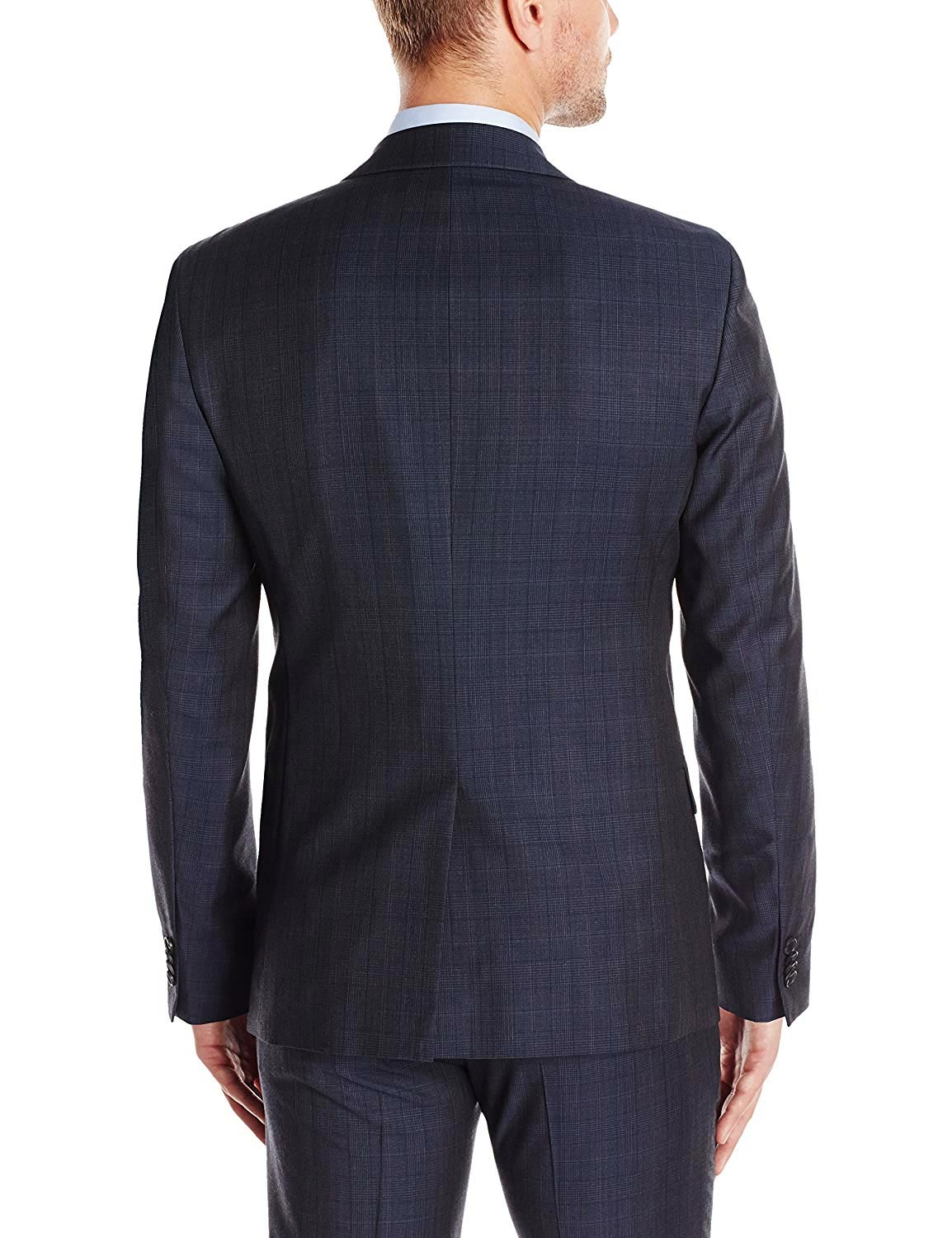 acf20a15268 ... Picture 2 of 3; Picture 3 of 3. Theory Mens Slim Fit Malcolm Ritland  Wool Plaid Jacket ...