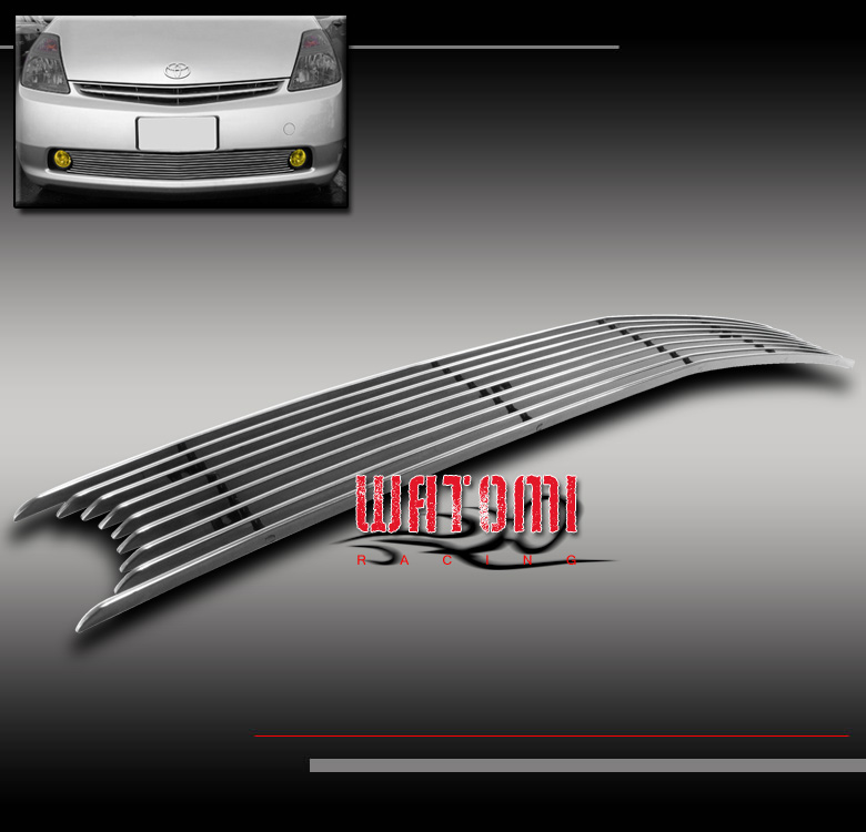 Front Bumper Grille For Toyota Prius 12-15 Without PCS Lower Grill Trim Airflow