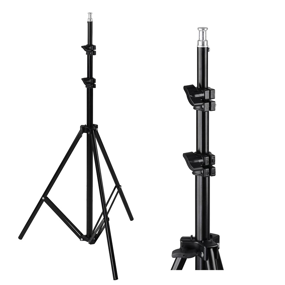 Photo Studio Photography 3 Softbox Boom Light Stand