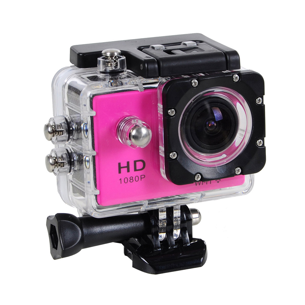 wifi 1080p full hd sports action camera waterproof car. Black Bedroom Furniture Sets. Home Design Ideas