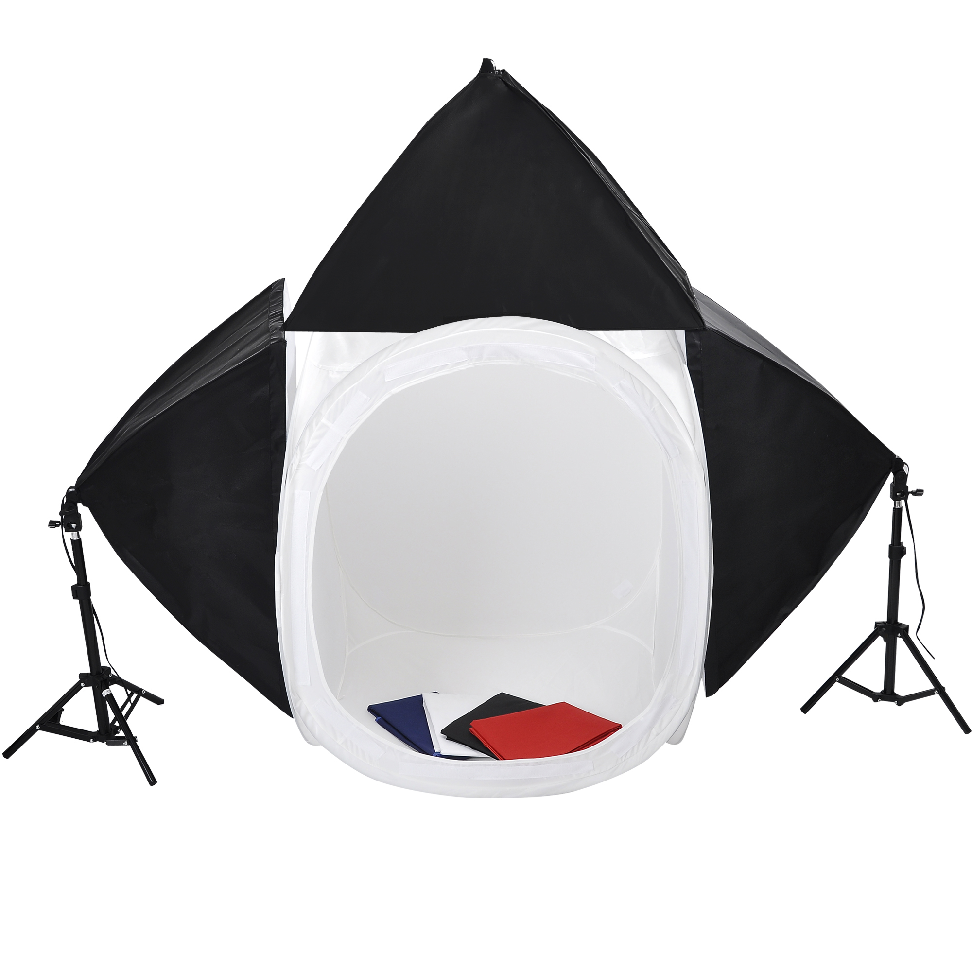 Image is loading 32-034-Photo-Studio-Cube-Light-Tent-Photography-  sc 1 st  eBay & 32