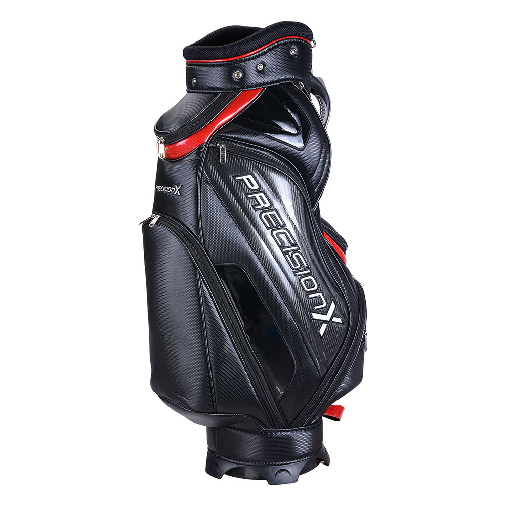 Golf Cart Bag : Clubs golf cart stand carry bag way divider top
