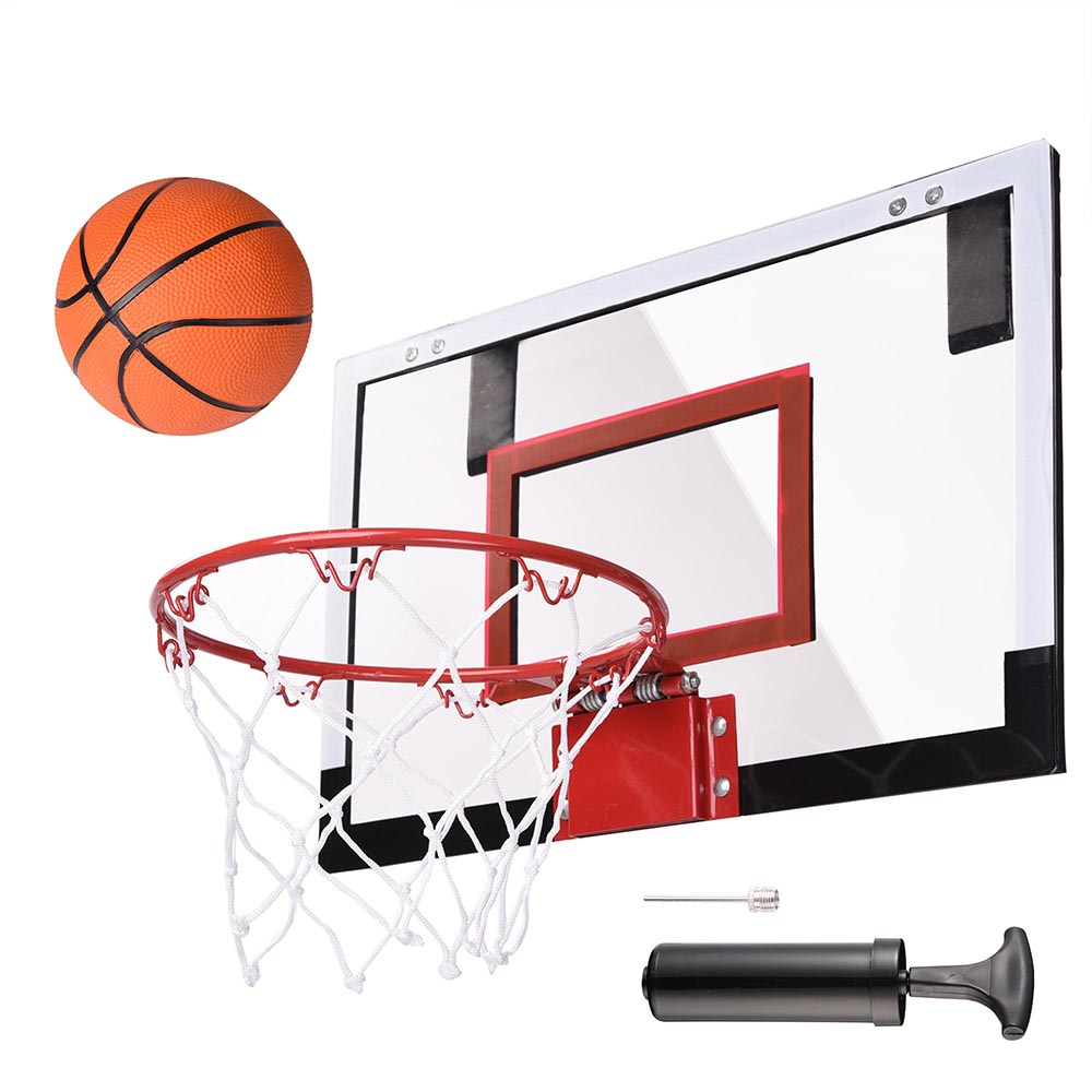 Mini Basketball Hoop System Over-The-Door/Wall In/outdoor