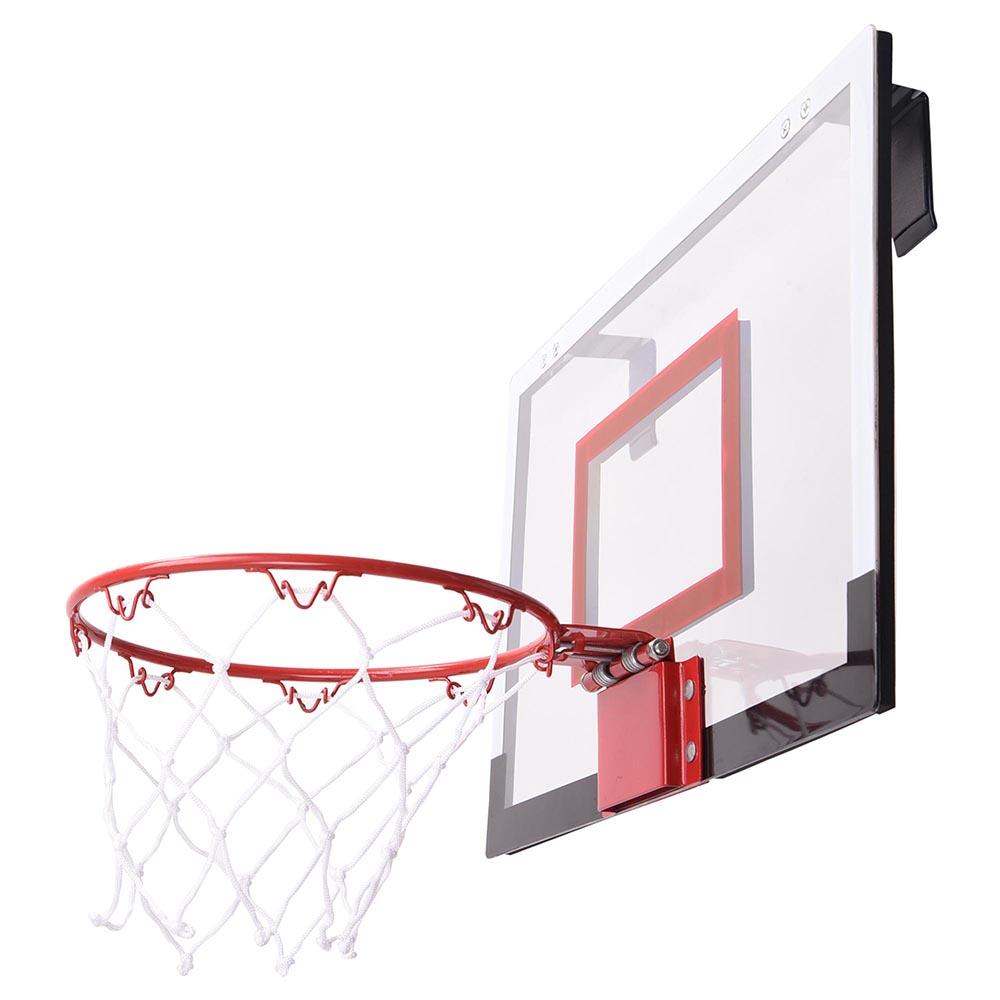 Mini Basketball Hoop System Kids Goal Over The Door Indoor