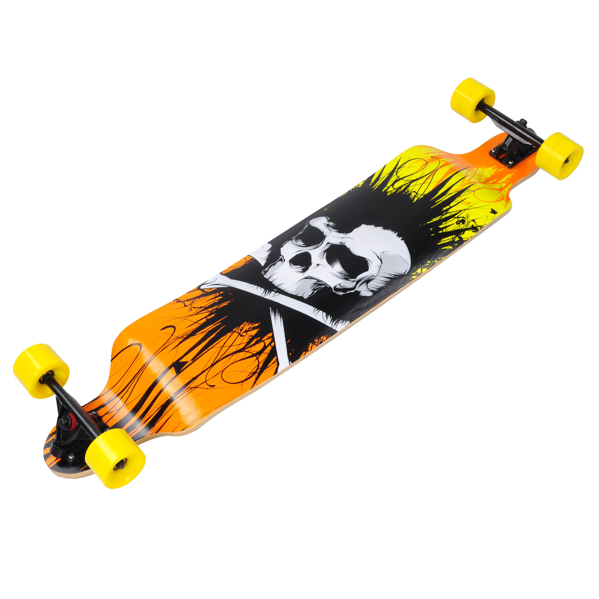 pro longboard complete 41x9 1 2 cruiser skateboard. Black Bedroom Furniture Sets. Home Design Ideas