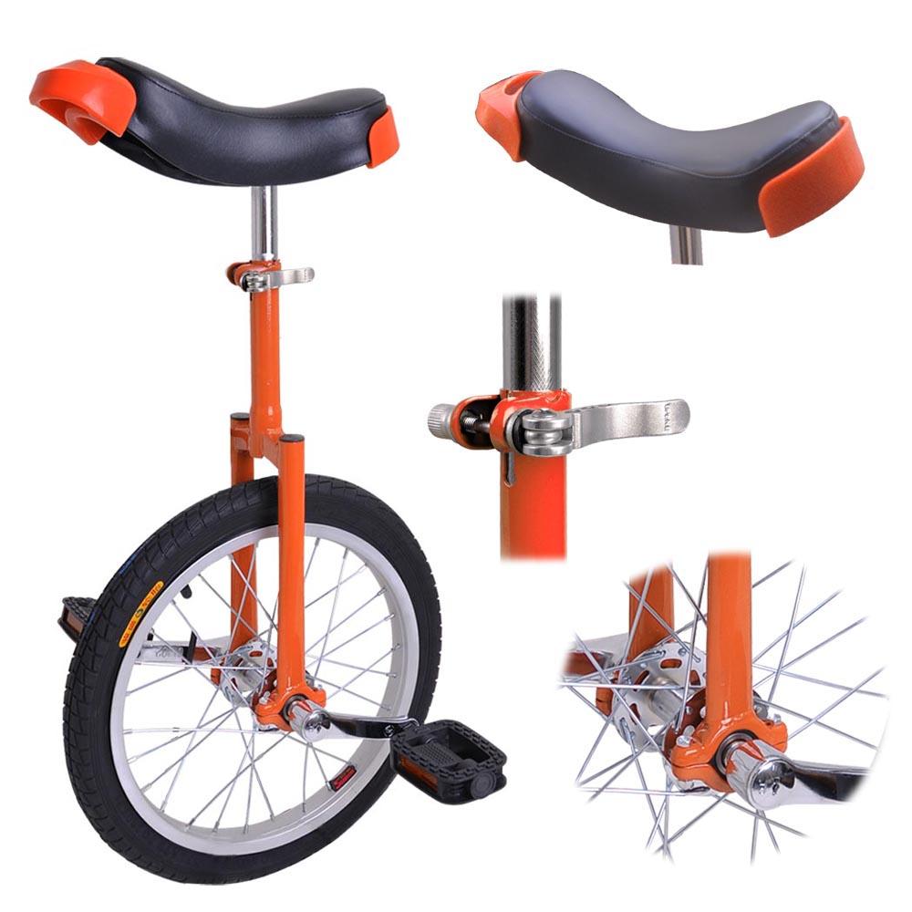 16-18-20-24-034-Unicycle-Wheel-Balance-Uni-Cycle-Fun-Bike-Fitness-Circus-Cycling thumbnail 8