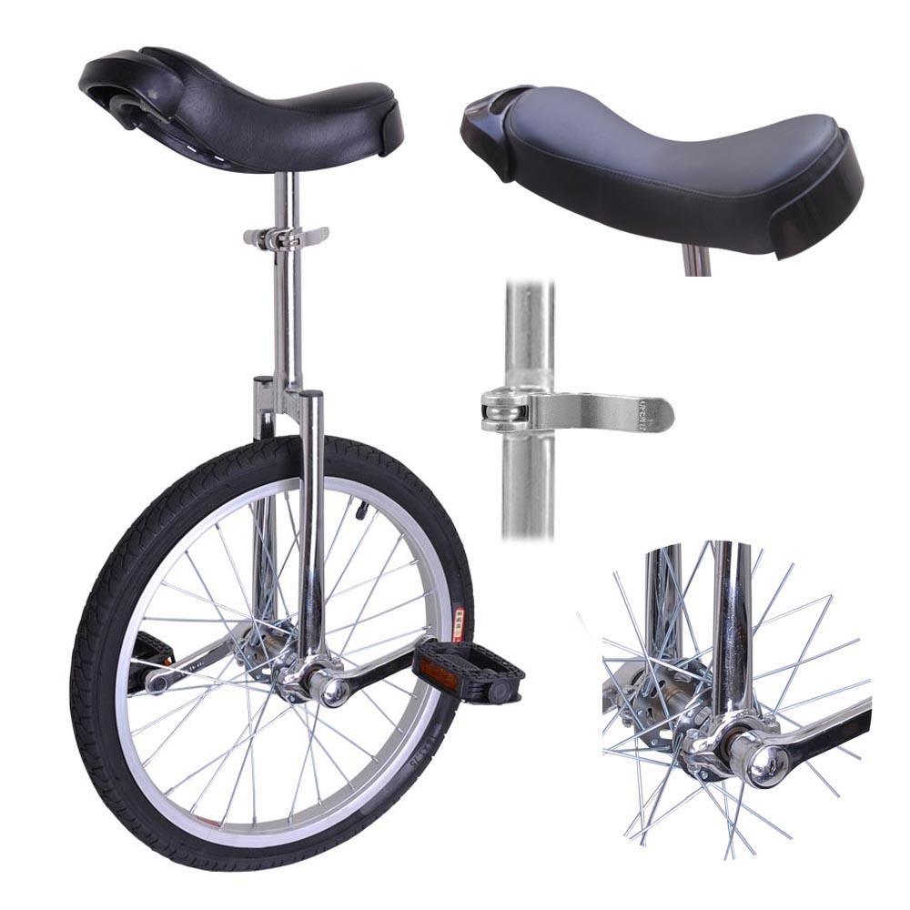 16-18-20-24-034-Unicycle-Wheel-Balance-Uni-Cycle-Fun-Bike-Fitness-Circus-Cycling thumbnail 30