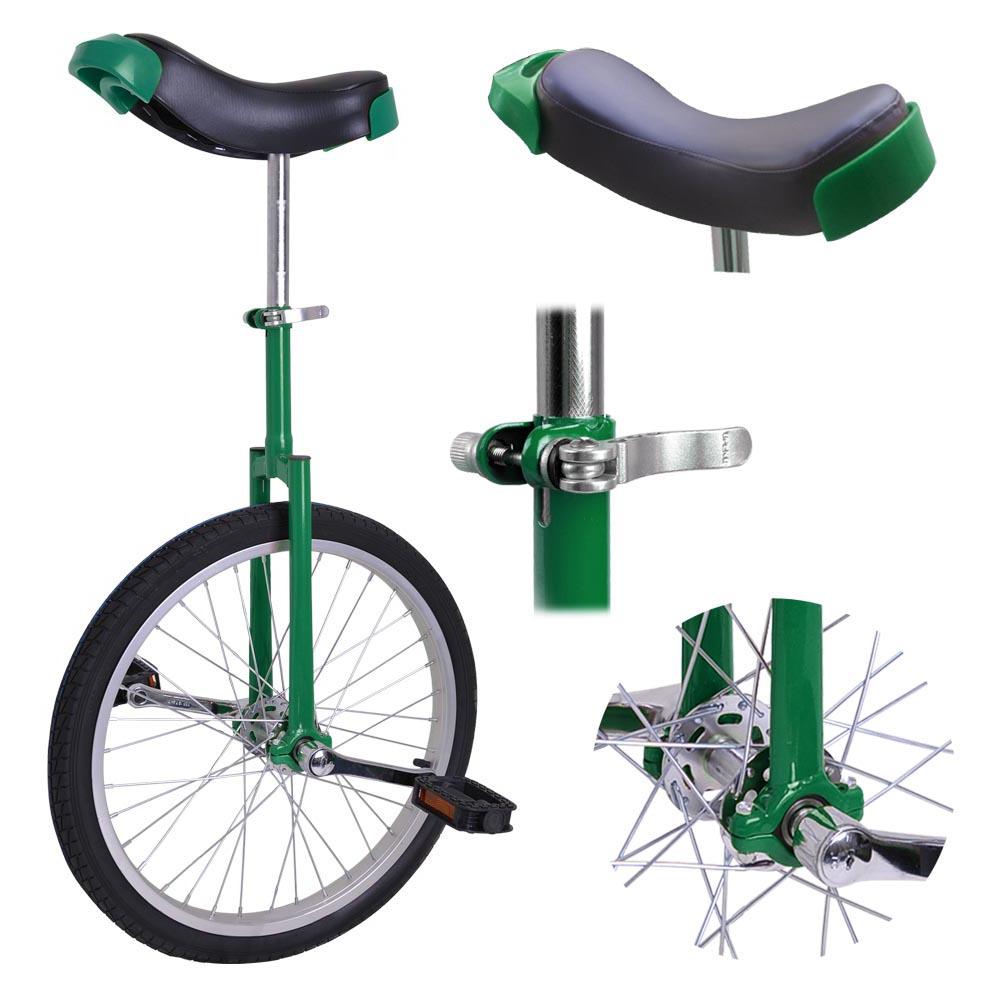 16-18-20-24-034-Unicycle-Wheel-Balance-Uni-Cycle-Fun-Bike-Fitness-Circus-Cycling thumbnail 36