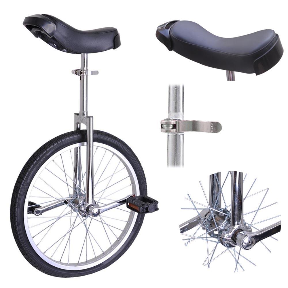 16-18-20-24-034-Unicycle-Wheel-Balance-Uni-Cycle-Fun-Bike-Fitness-Circus-Cycling thumbnail 43