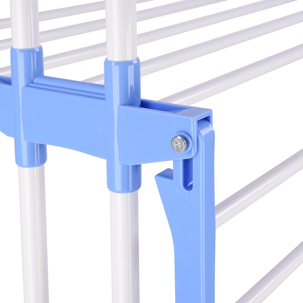 66 034 Laundry Clothes Storage Drying Rack Portable