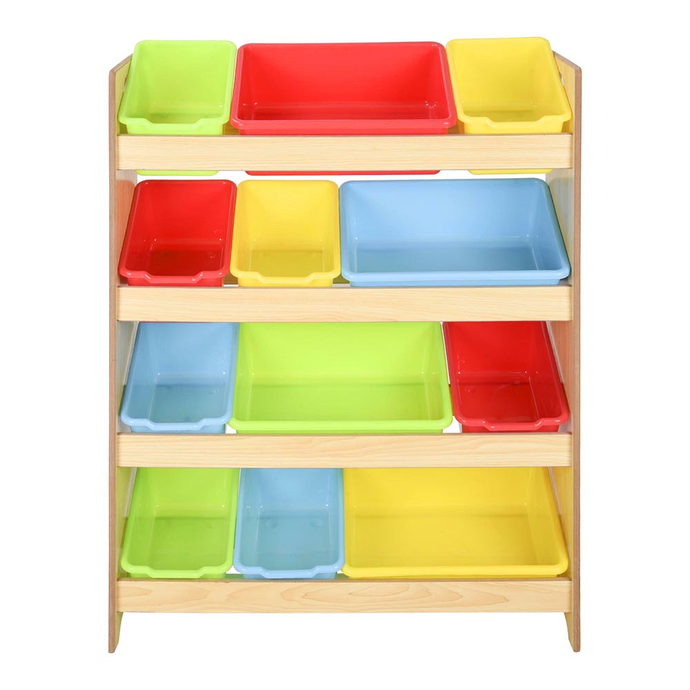 10 Types Of Toy Organizers For Kids Bedrooms And Playrooms: Toy Bin Organizer Kids Childrens Storage Box Playroom