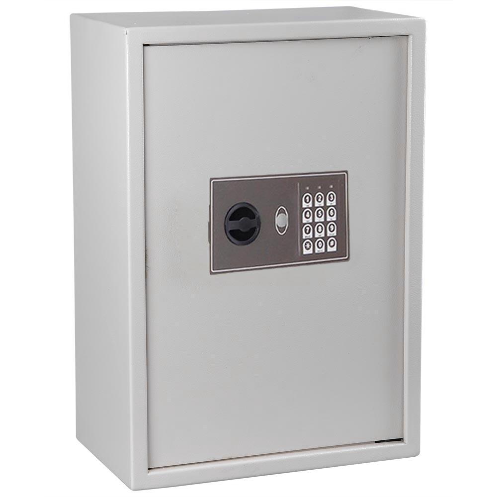 245 Key Digital Electronic Wall Mount Safe Box Keypad Lock ...