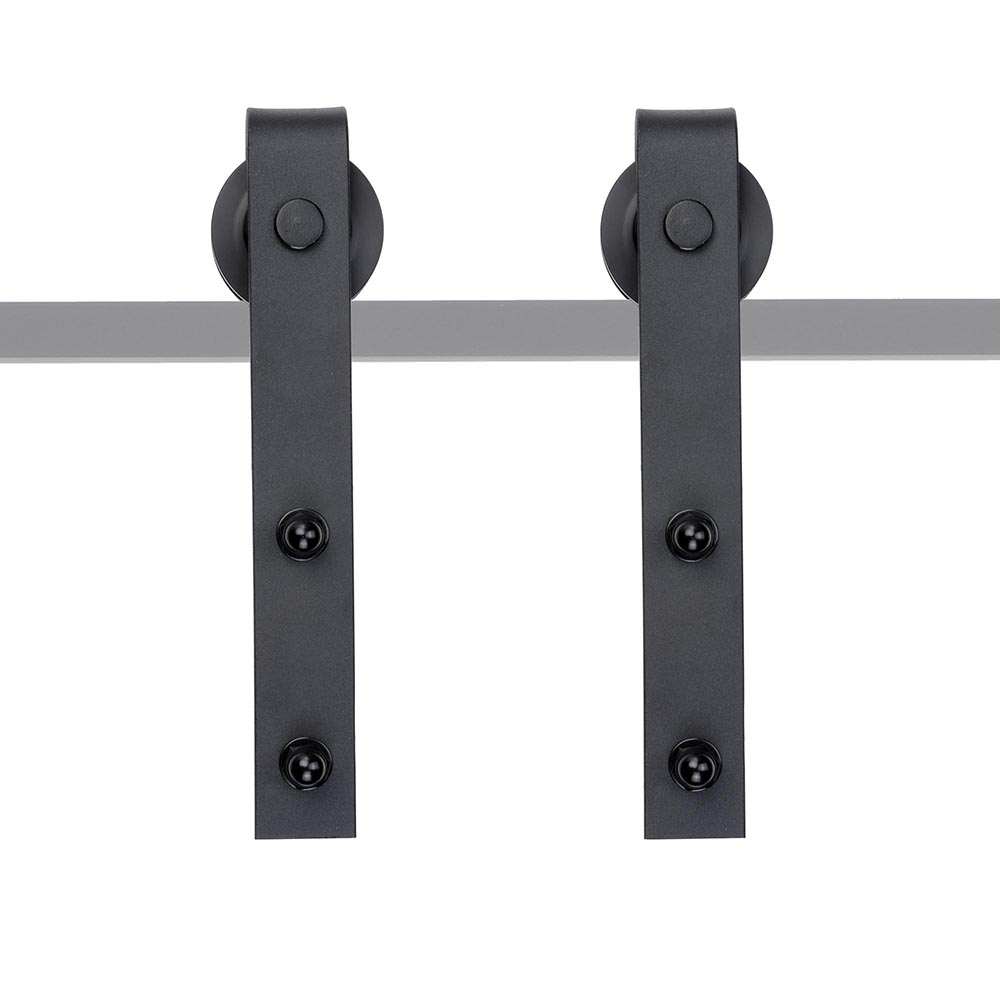2x-Steel-Sliding-Barn-Rollers-Replacement-for-Wood-Door-Hardware-Track-Bracket thumbnail 15