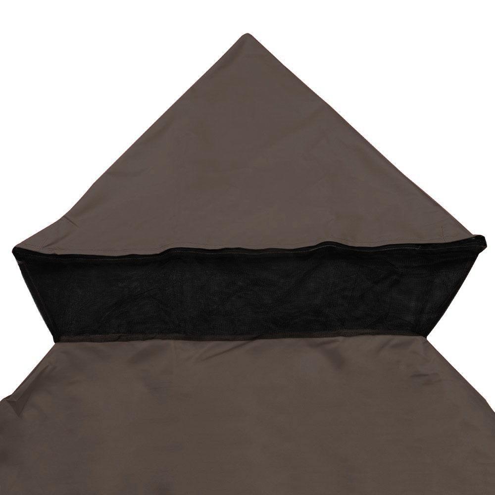 8x8-039-10x10-039-12x12-039-Gazebo-Top-Canopy-Replacement-UV30-Patio-Outdoor-Garden-Cover thumbnail 93