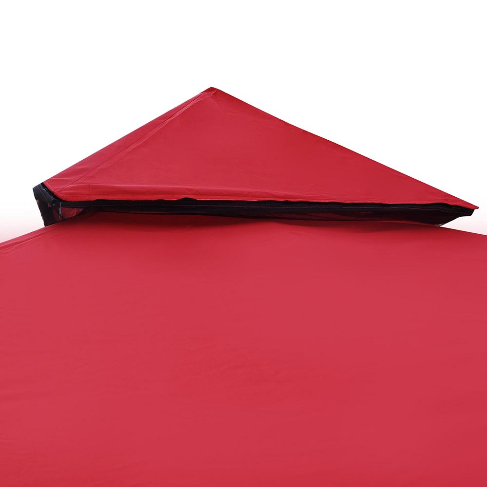 8x8-039-10x10-039-12x12-039-Gazebo-Top-Canopy-Replacement-UV30-Patio-Outdoor-Garden-Cover thumbnail 160