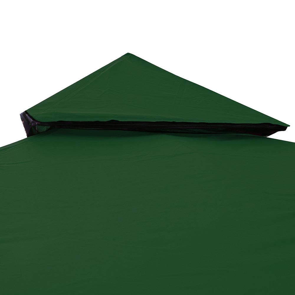 8x8-039-10x10-039-12x12-039-Gazebo-Top-Canopy-Replacement-UV30-Patio-Outdoor-Garden-Cover thumbnail 146