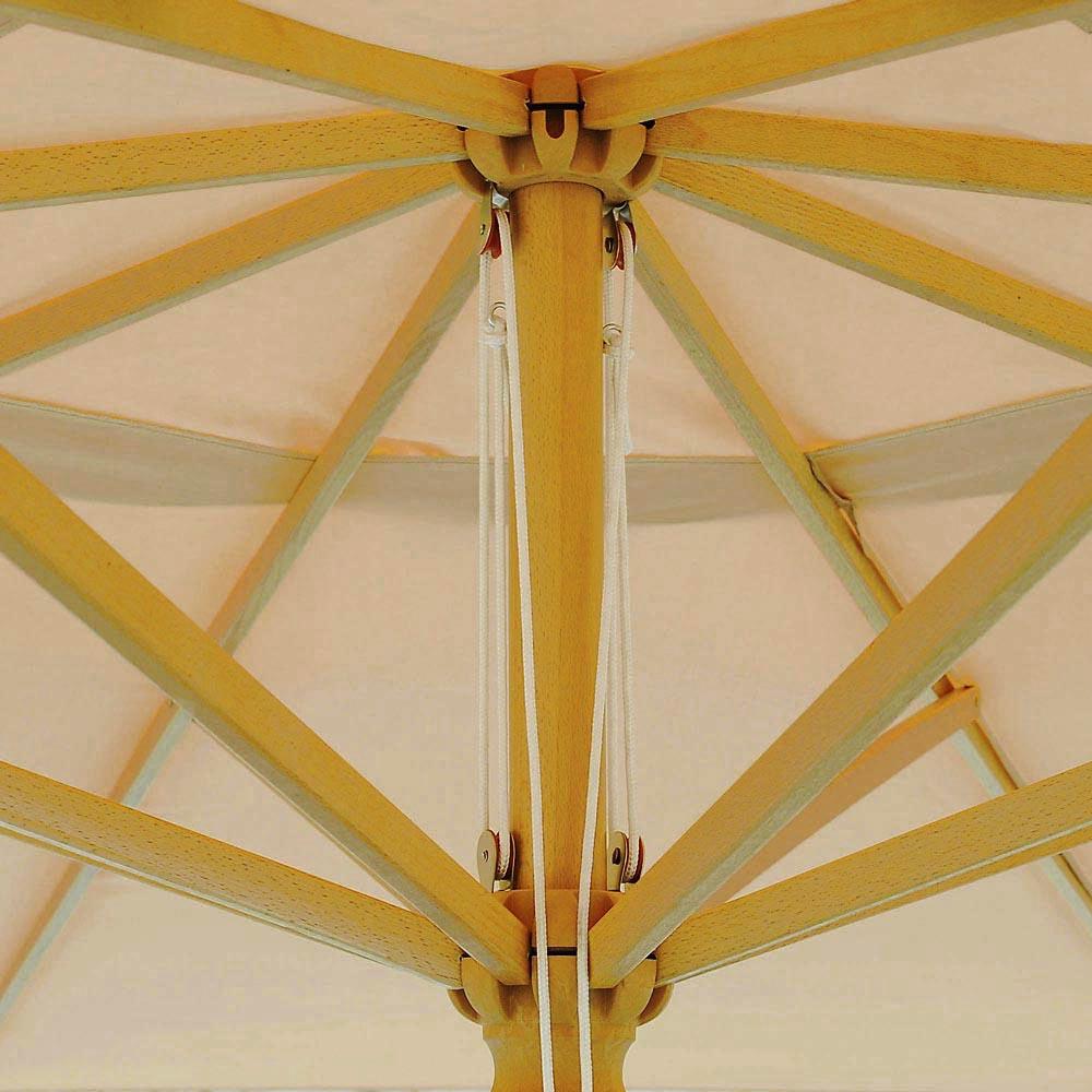 8-039-9-039-13-039-Outdoor-Patio-Wood-Umbrella-Wooden-Pole-Market-Beach-Garden-Sun-Shade thumbnail 9