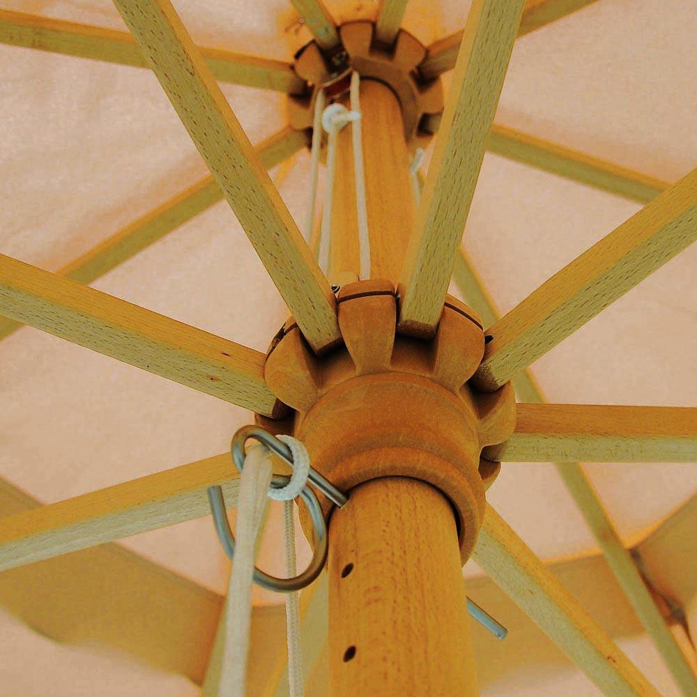 8-039-9-039-13-039-Outdoor-Patio-Wood-Umbrella-Wooden-Pole-Market-Beach-Garden-Sun-Shade thumbnail 10