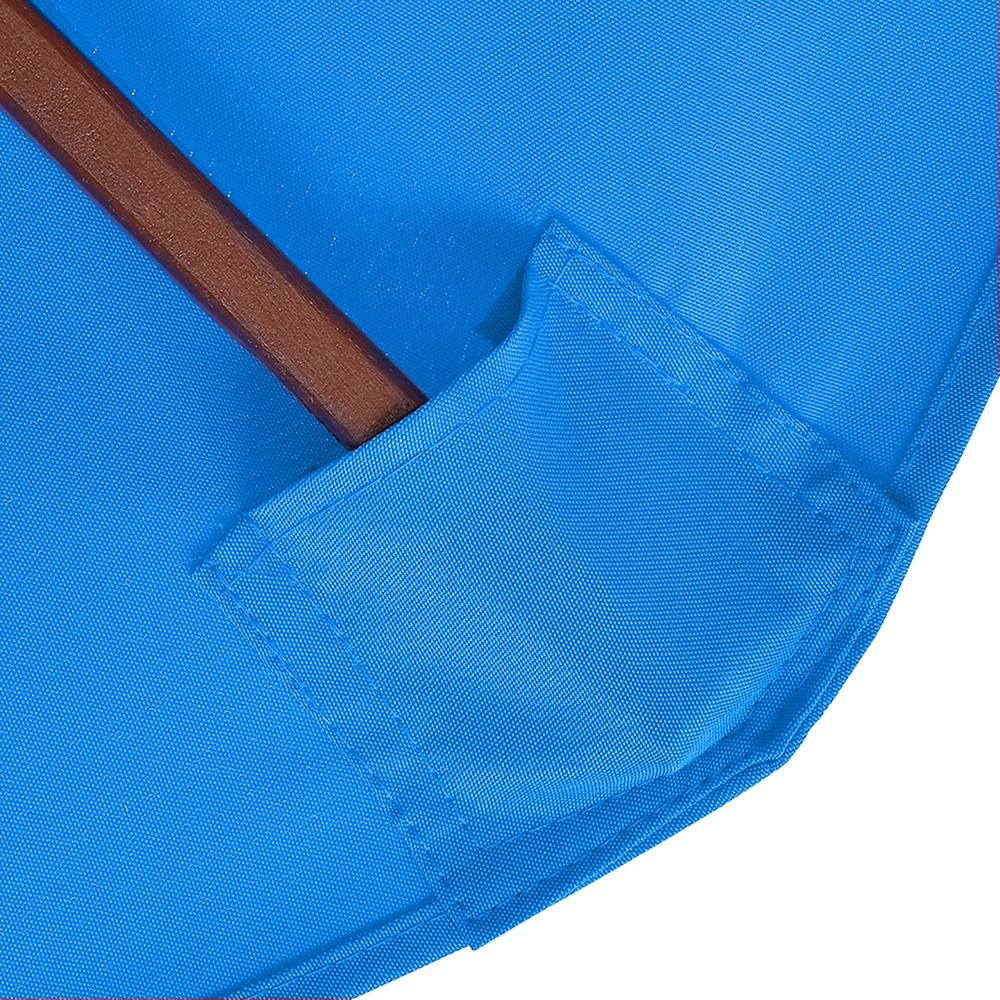 8-039-9-039-13-039-Outdoor-Patio-Wood-Umbrella-Wooden-Pole-Market-Beach-Garden-Sun-Shade thumbnail 89
