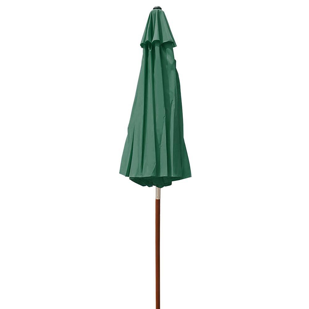 8-039-9-039-13-039-Outdoor-Patio-Wood-Umbrella-Wooden-Pole-Market-Beach-Garden-Sun-Shade thumbnail 97
