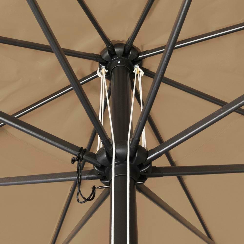 Outdoor-Patio-Umbrella-Aluminum-8ft-9ft-10ft-13ft-Common-LED-Option-Beach-Garden thumbnail 127