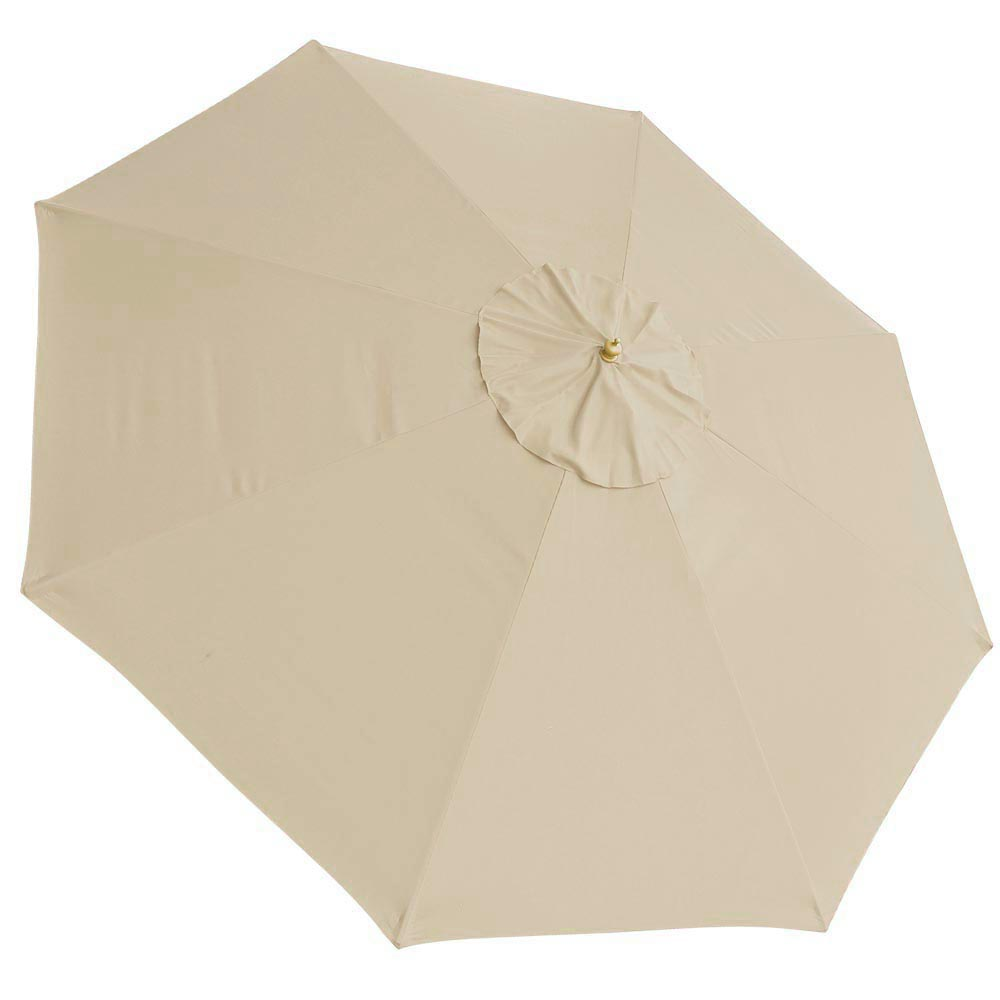 8-039-9-039-10-039-13-039-Umbrella-Replacement-Canopy-8-Rib-Outdoor-Patio-Top-Cover-Only-Opt thumbnail 36