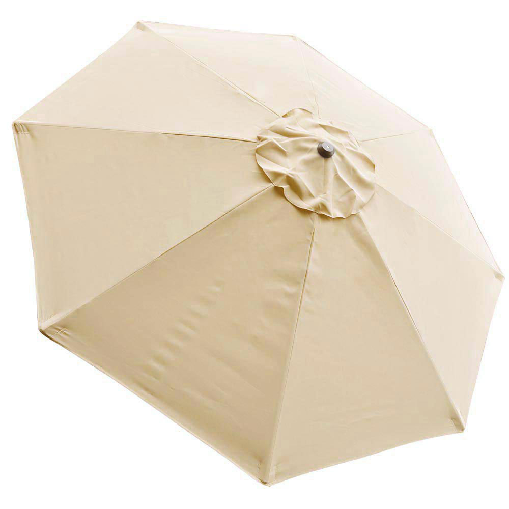 8-039-9-039-10-039-13-039-Umbrella-Replacement-Canopy-8-Rib-Outdoor-Patio-Top-Cover-Only-Opt thumbnail 48